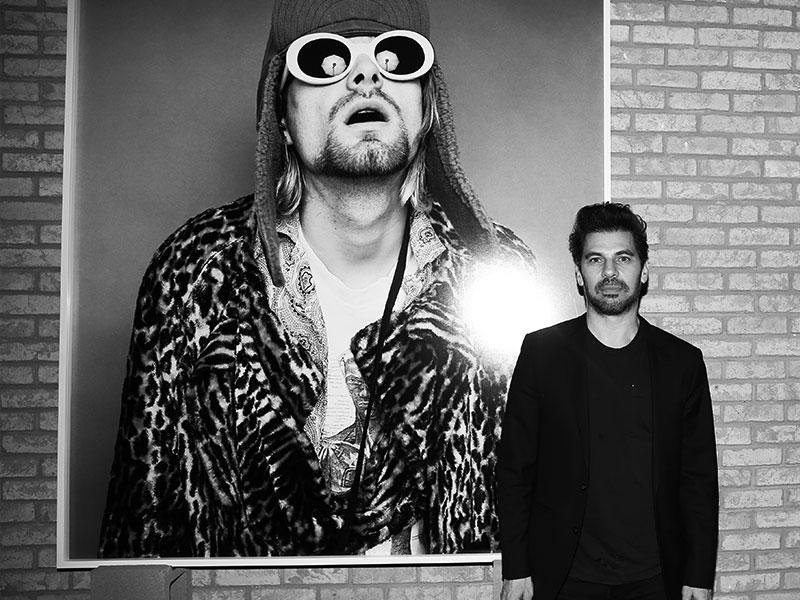 Jesse Froman & Kurt Kobain